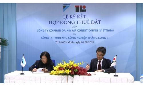 Daikin официально открывает завод по кондиционированию воздуха во Вьетнаме