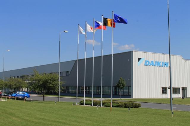 завод Daikin